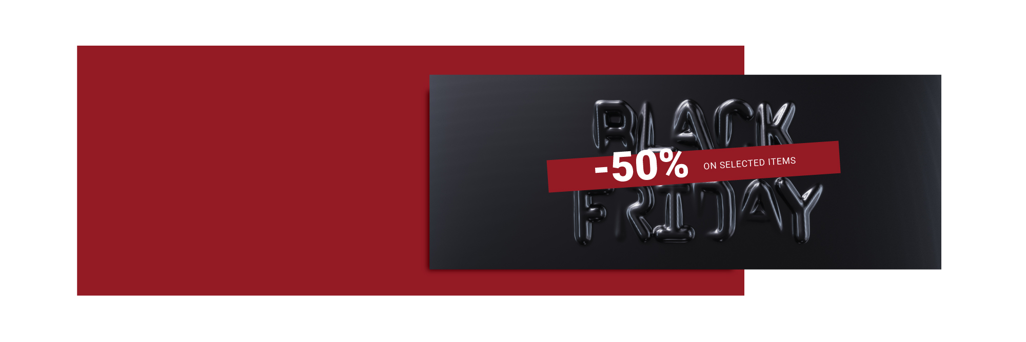 BLACK FRIDAY -50% на селектирана група