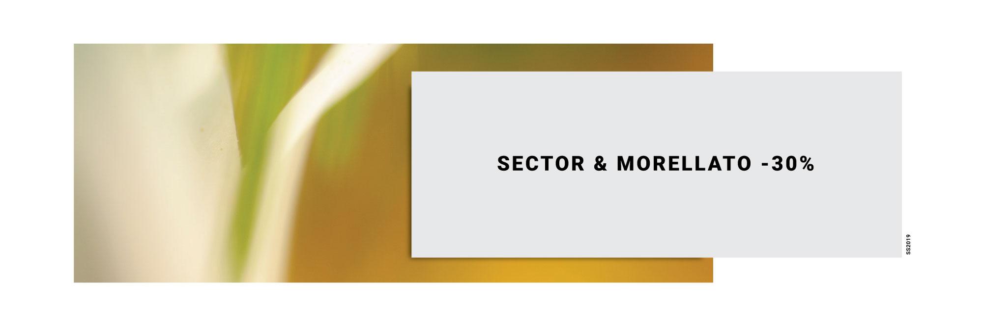 Акција Sector & Morellato -30%