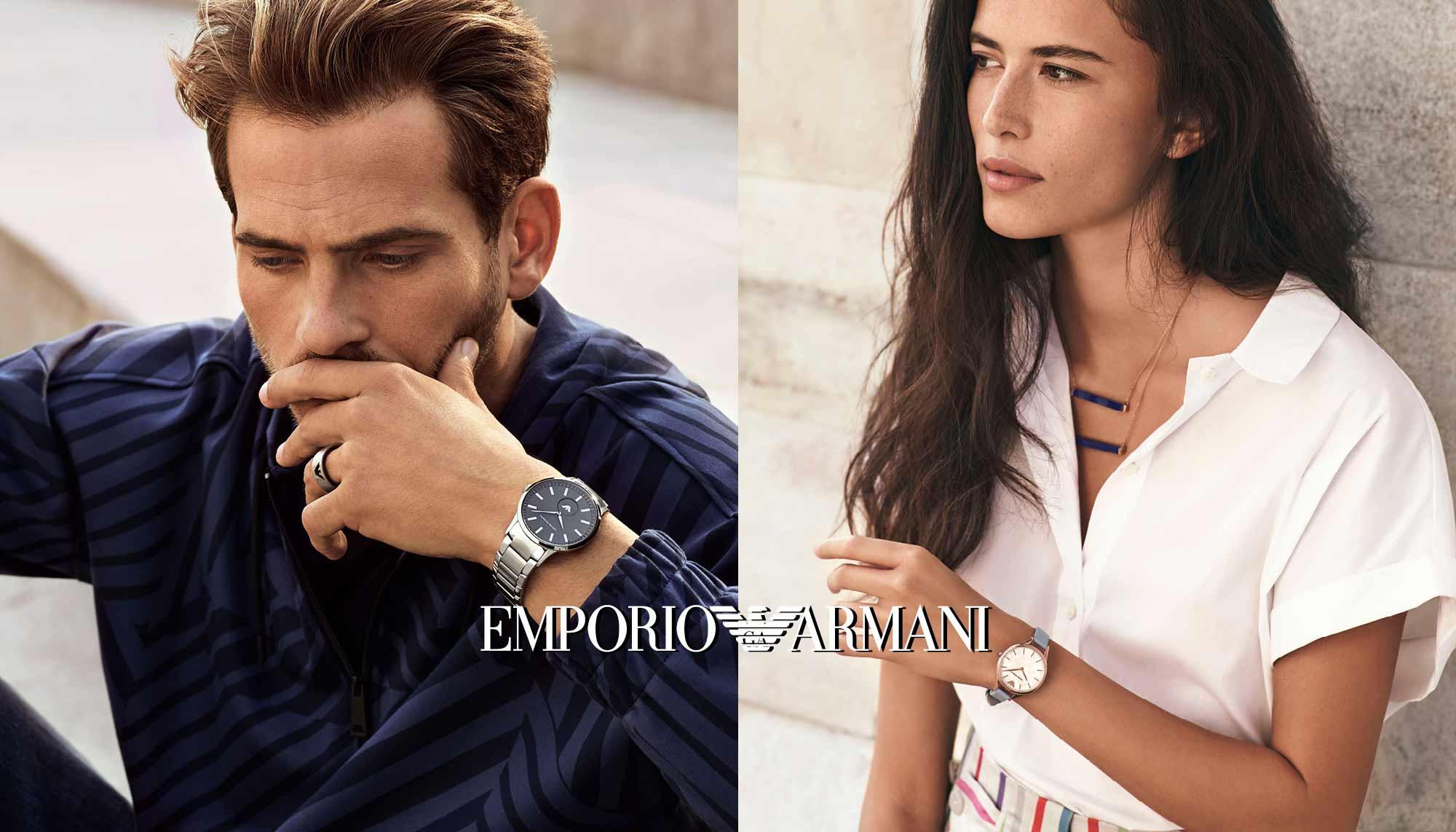 Emporio Armani часовници