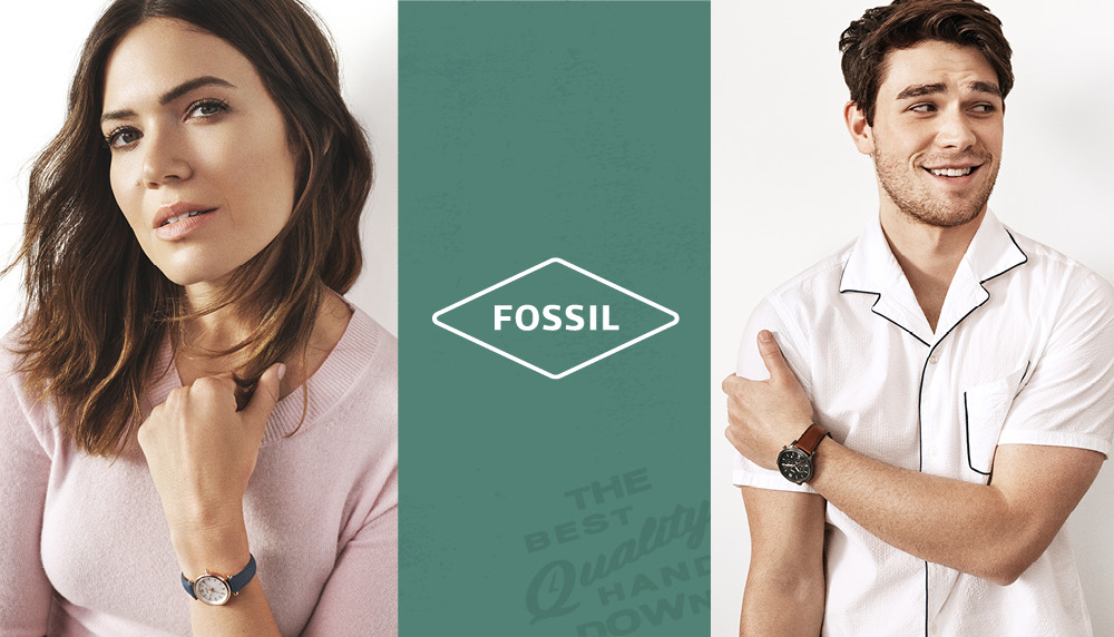 FOSSIL часовници и накит