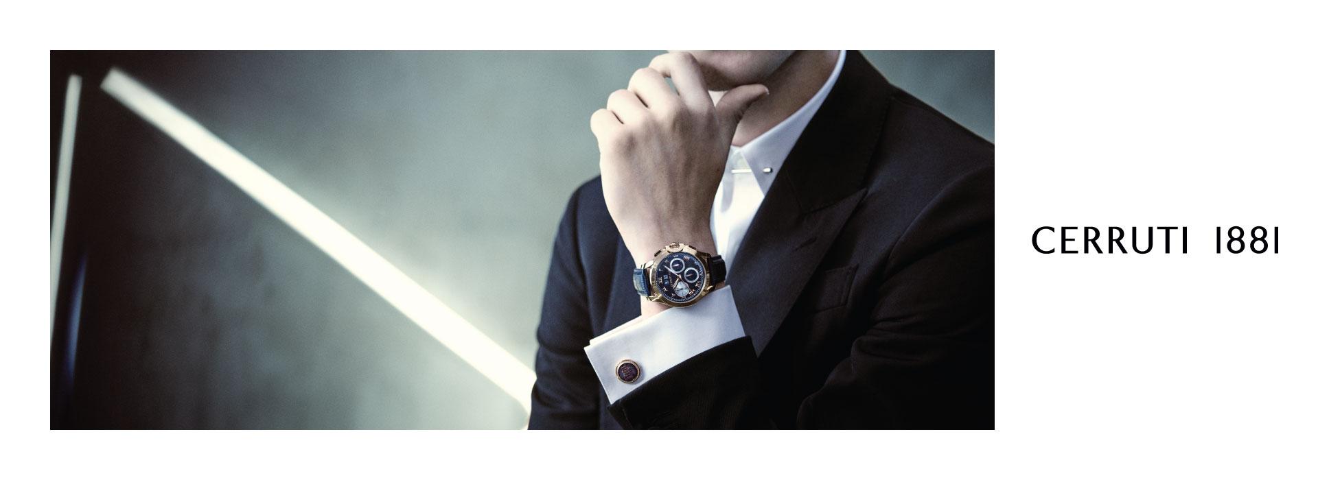 Cerruti 1881 часовници