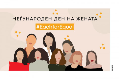 Меѓународен ден на Жената 2020