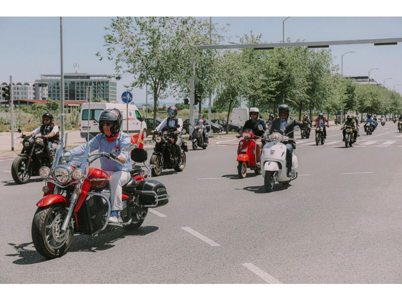 Distinguished Gentleman's Ride 2021 Skopje x MY:TIME
