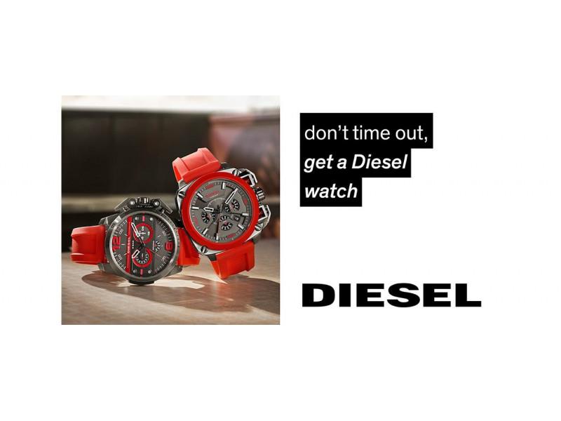 Историјата на Diesel часовниците