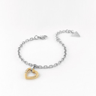 UBB29077-S HEARTED CHAIN