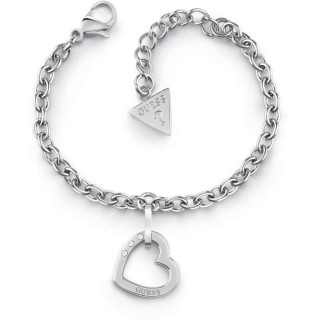 UBB29074-S HEARTED CHAIN