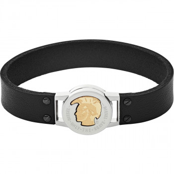 DX1125040        LEATHER/STEEL