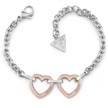 UBB29073-S HEARTED CHAIN