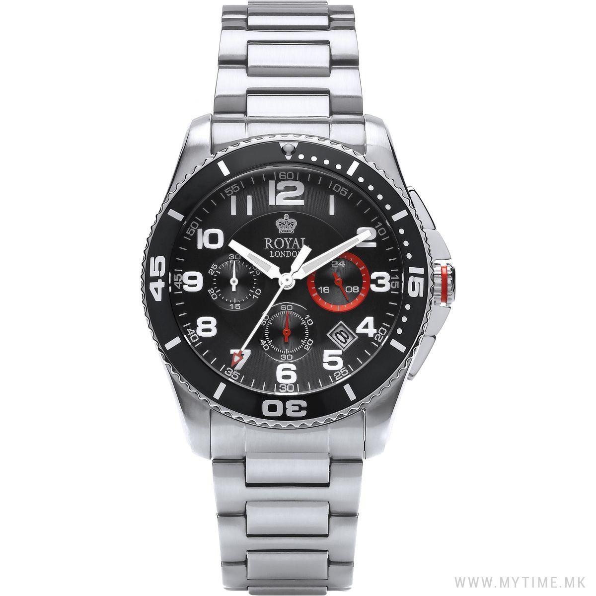 41339-01 Sport Chronograph