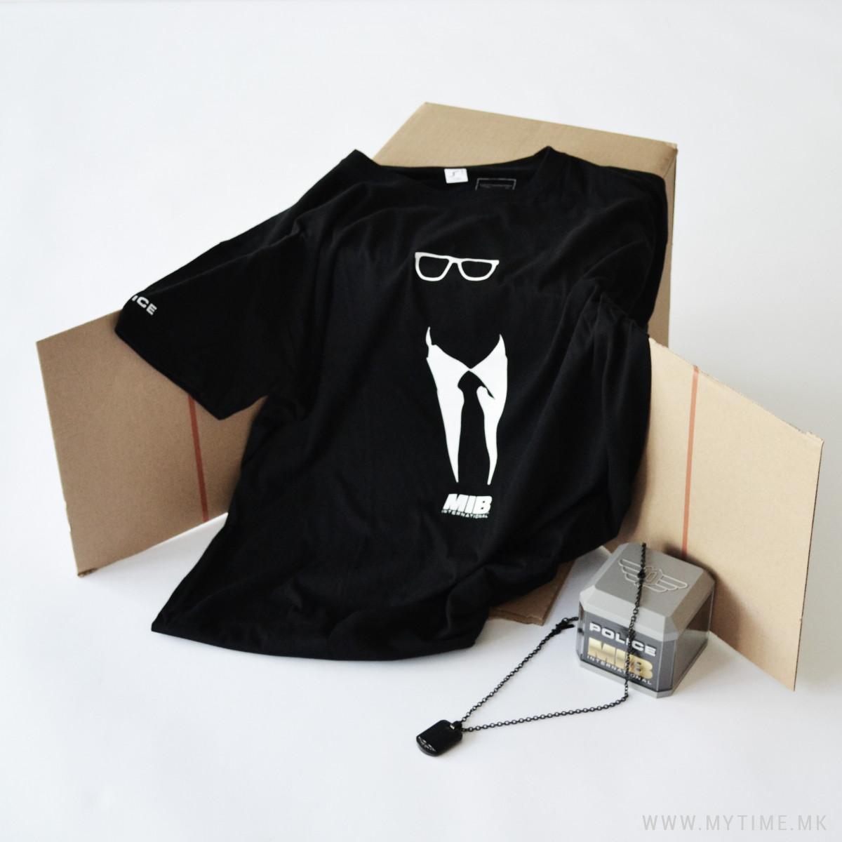 Men in Black маичка