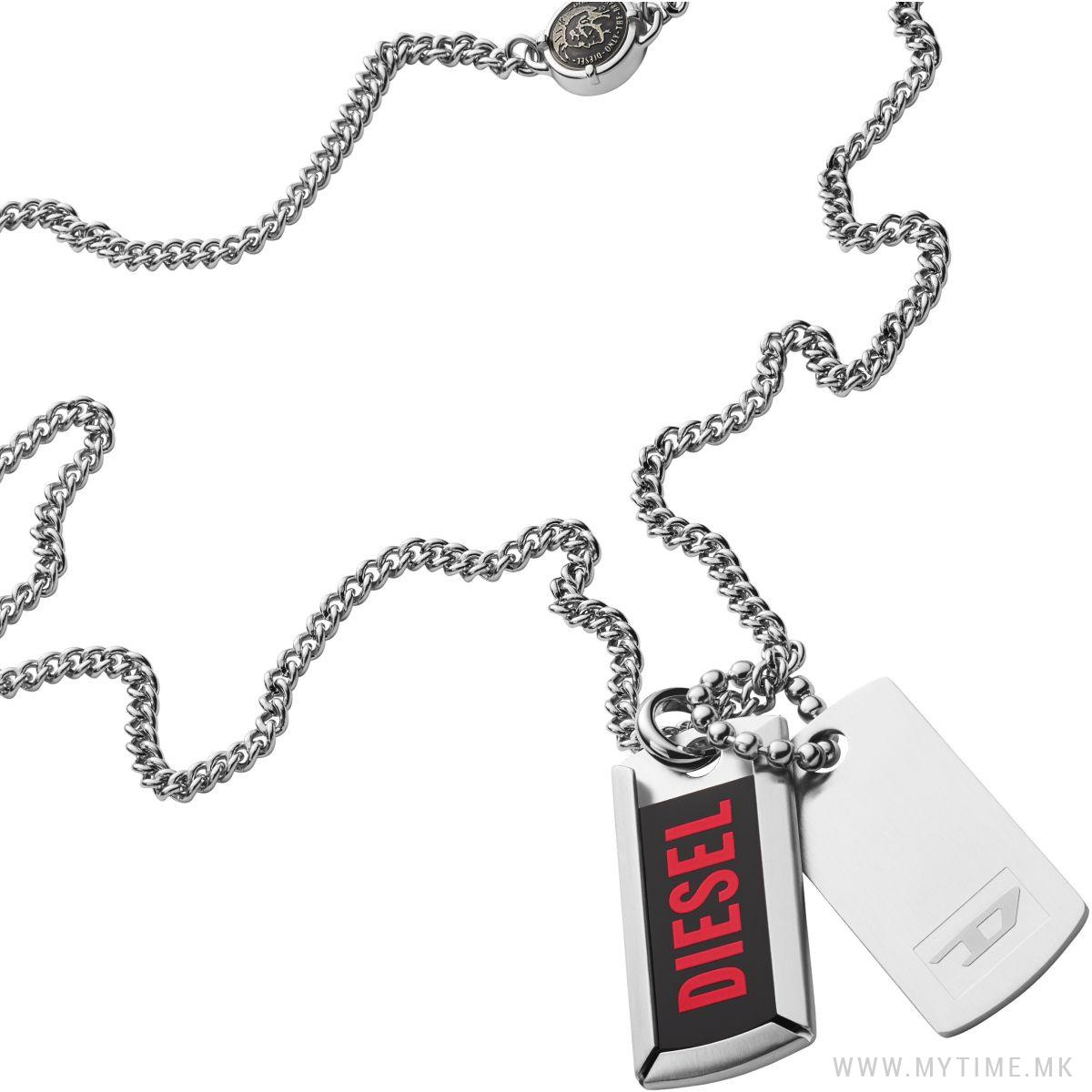 DX1244040 DOUBLE DOGTAGS