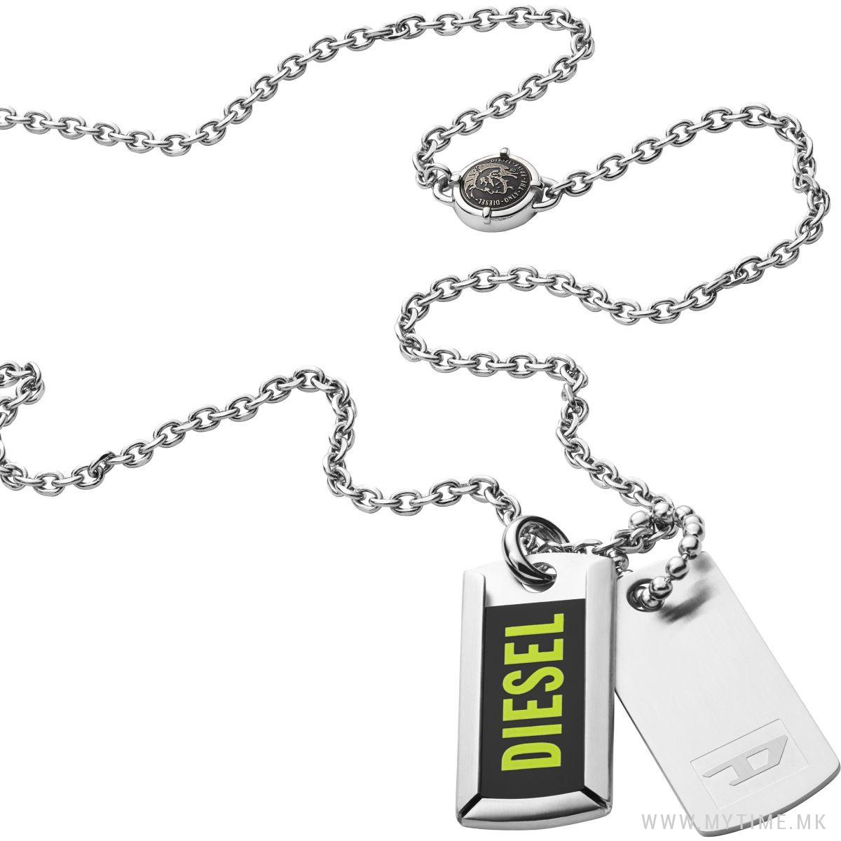 DX1245040 DOUBLE DOGTAGS